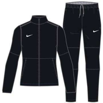 Nike TrainingsanzügeW NK DF PARK20 TRKSUIT K - CW3618-010 schwarz