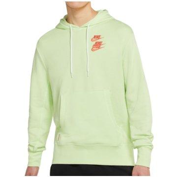 Nike HoodiesSPORTSWEAR PULLOVER FRENCH TERRY - DA0931-383 grün