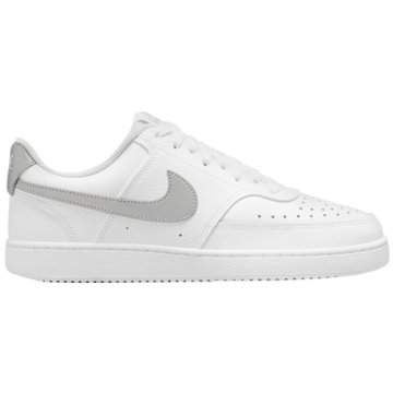 Nike Sneaker LowCOURT VISION LOW - CD5434-111 weiß
