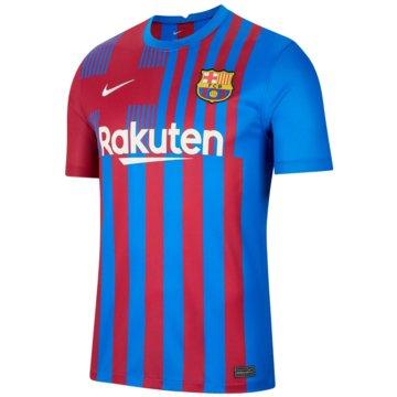 Nike Fan-TrikotsFC BARCELONA 2021/22 STADIUM HOME - CV7891-428 blau