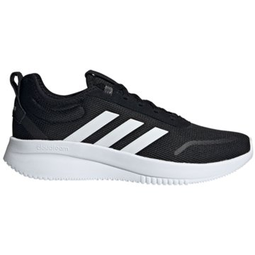 adidas Sneaker LowLite Racer Rebold schwarz