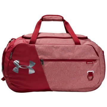 Under Armour SporttaschenUNDENIABLE DUFFEL 4.0 MD - 1342657 rot