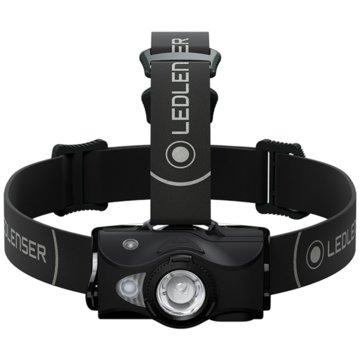 LEDLENSER StirnlampenMH8 schwarz