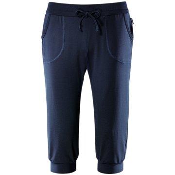 Schneider 3/4 SporthosenVENTURAW-3/4-HOSE - 6598 blau