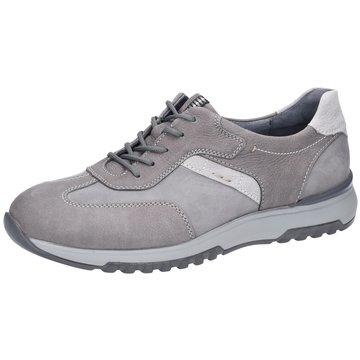 Waldläufer Komfort SchnürschuhKlaas grau