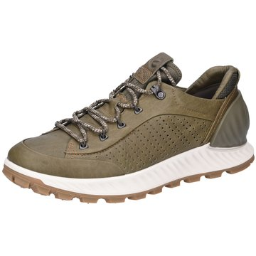 Ecco Sneaker Low grün