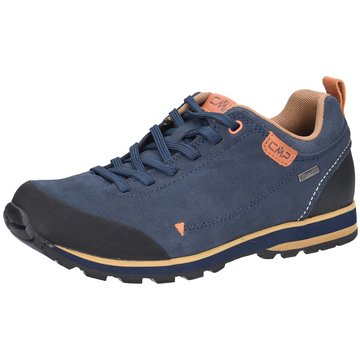 CMP Outdoor SchuhELETTRA LOW HIKING SHOE WP - 38Q4617 blau