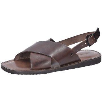 Q.elle Sandale braun