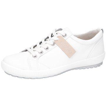 Legero Sportlicher Schnürschuh weiß