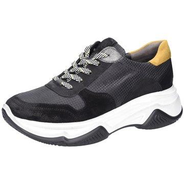 Paul Green Plateau Sneaker4764 schwarz