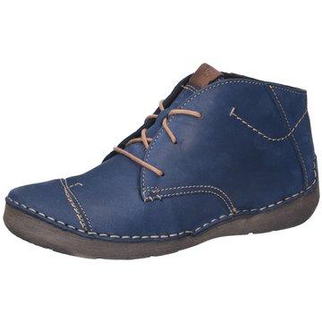 Josef Seibel Komfort StiefeletteFergey 18 blau