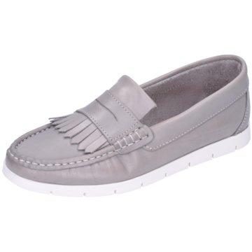 Dessy Komfort Slipper grau