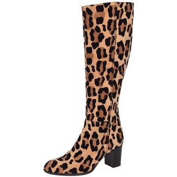 Lamica Klassischer Stiefel animal