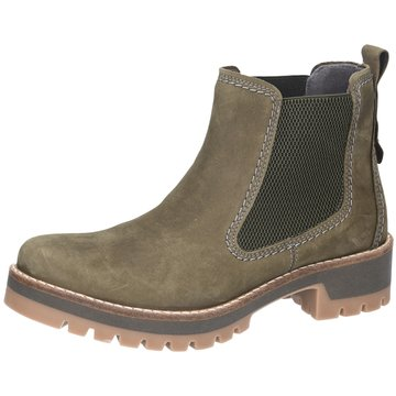 camel active Chelsea Boot oliv