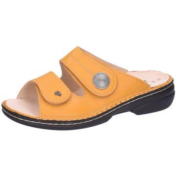 FinnComfort Bequeme Pantoletten2550 Sansibar gelb