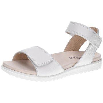 Legero Komfort SandaleSavona weiß