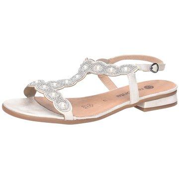 Remonte Sandale weiß