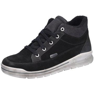 Ricosta Sneaker HighMaxim schwarz