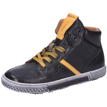 Ivancica Sneaker High schwarz