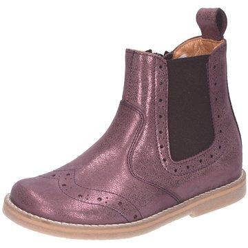 Froddo Halbhoher Stiefel pink