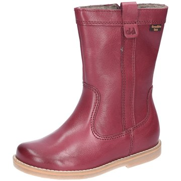 Froddo Hoher Stiefel rot