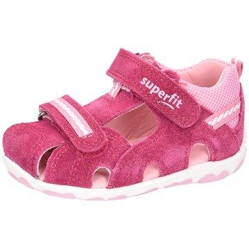 Superfit Kleinkinder MädchenFanni rosa