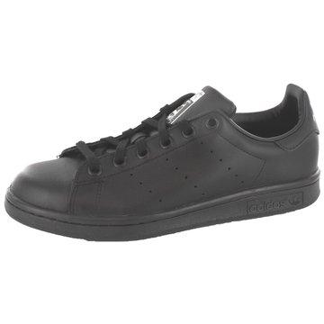 adidas Sneaker LowSTAN SMITH J - M20604 schwarz
