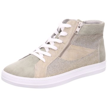 Jane Klain Sneaker High beige