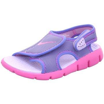Nike Wassersportschuh pink