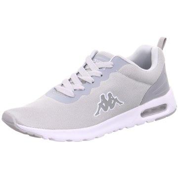 Kappa Sneaker LowClassy grau