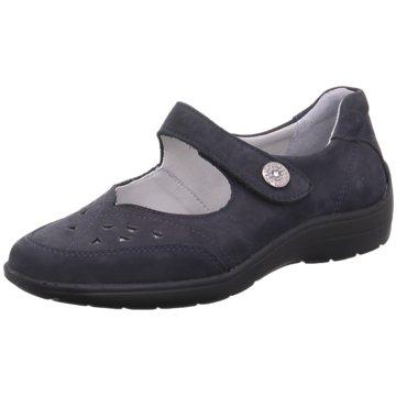 DocComfort Komfort Slipper schwarz