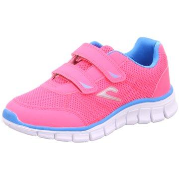Hengst Footwear Klettschuh pink
