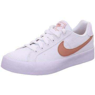 Nike Sneaker LowCOURT ROYALE AC SE weiß