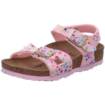Birkenstock Sandale rosa
