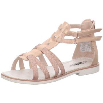 Be Mega Offene Schuhe beige