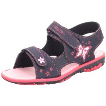 Kappa Offene Schuhe grau