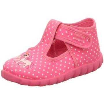Fischer Schuhe Kleinkinder Mädchen pink