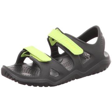 CROCS Offene Schuhe oliv