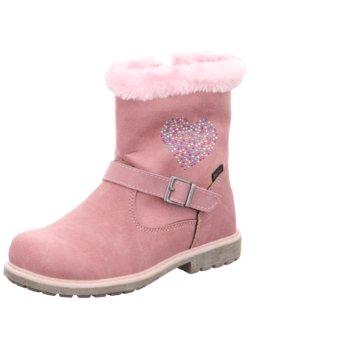Supremo Halbhoher Stiefel rosa