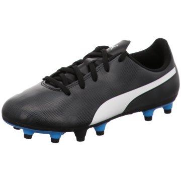 Puma Fußballschuh schwarz