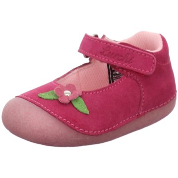 Lurchi Krabbelschuh pink