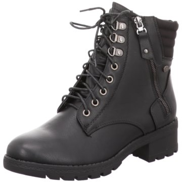 Hengst Footwear Winter Secrets schwarz