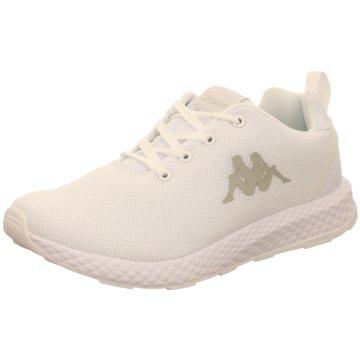 Kappa Sneaker LowBanjo 1.2 OC weiß