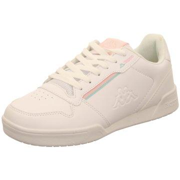 Kappa Sneaker LowMarabu weiß