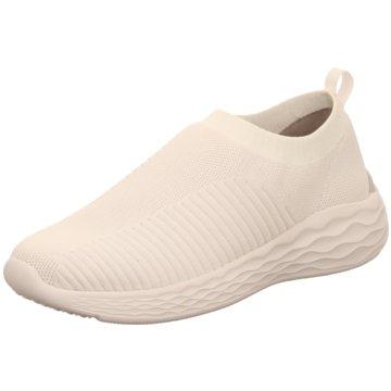 Jenny Sportlicher Slipper weiß