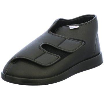 Varomed Komfort Stiefelette schwarz