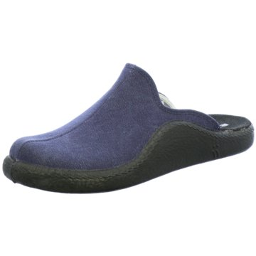 Romika Offene SchuheMokasso 14 blau