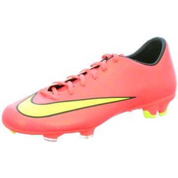 Nike Fußballschuh coral