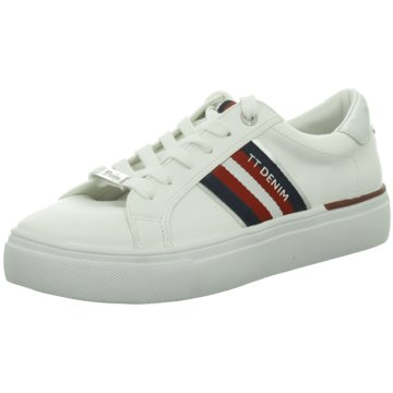 Supremo Sneaker Low weiß