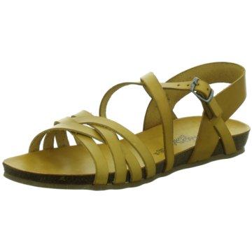 Cosmos Comfort Sandale gelb